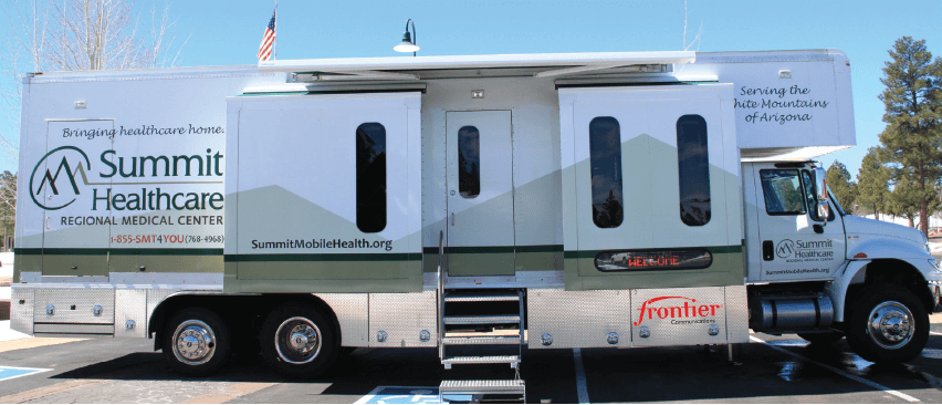 Summit Healthcare mobile center