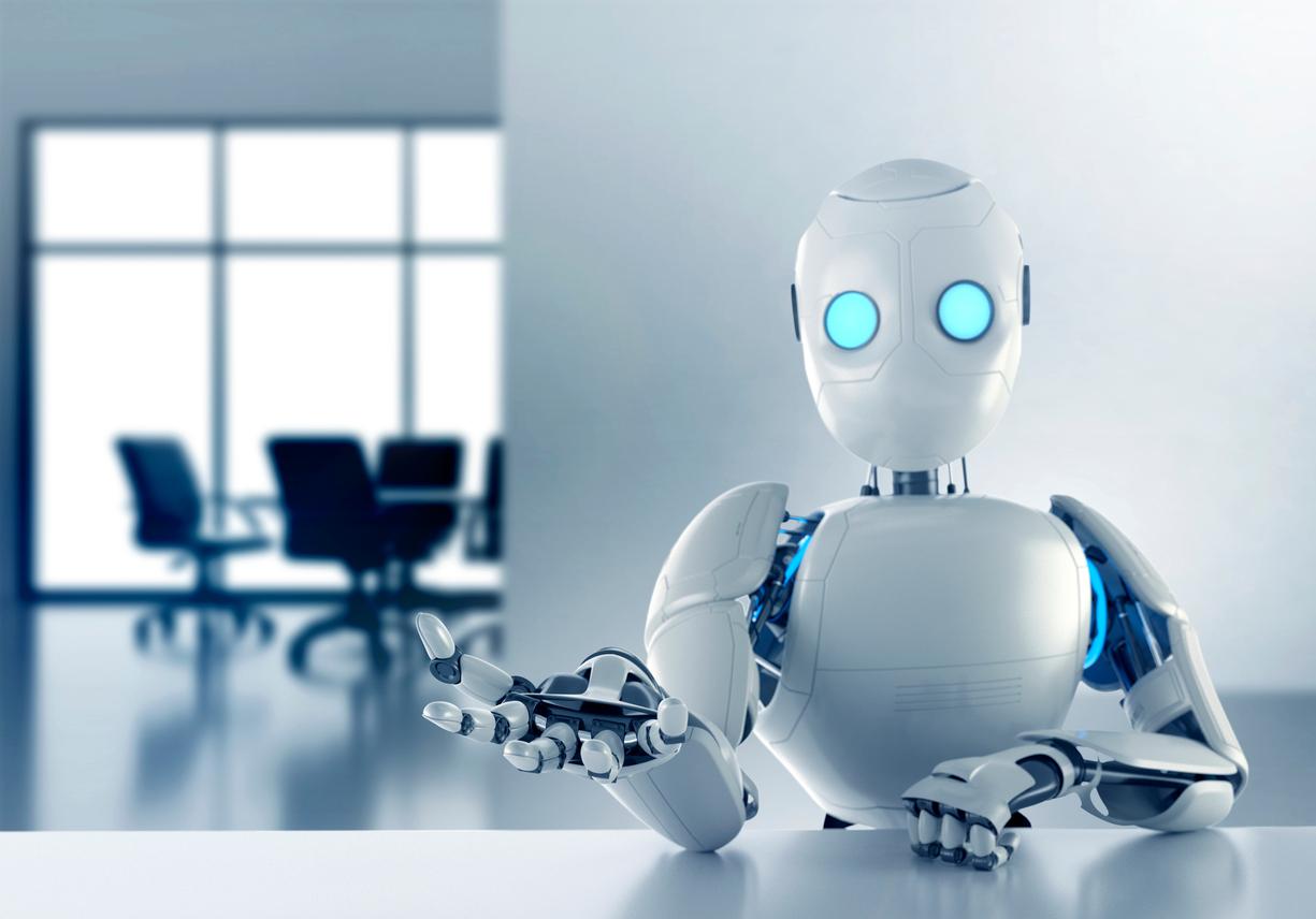 artificial intelligence, robot