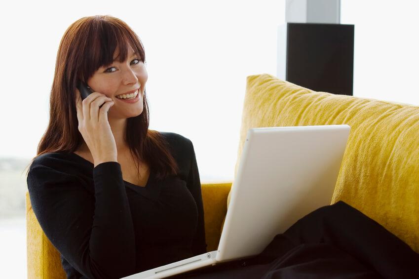 social media for customer service frontier business