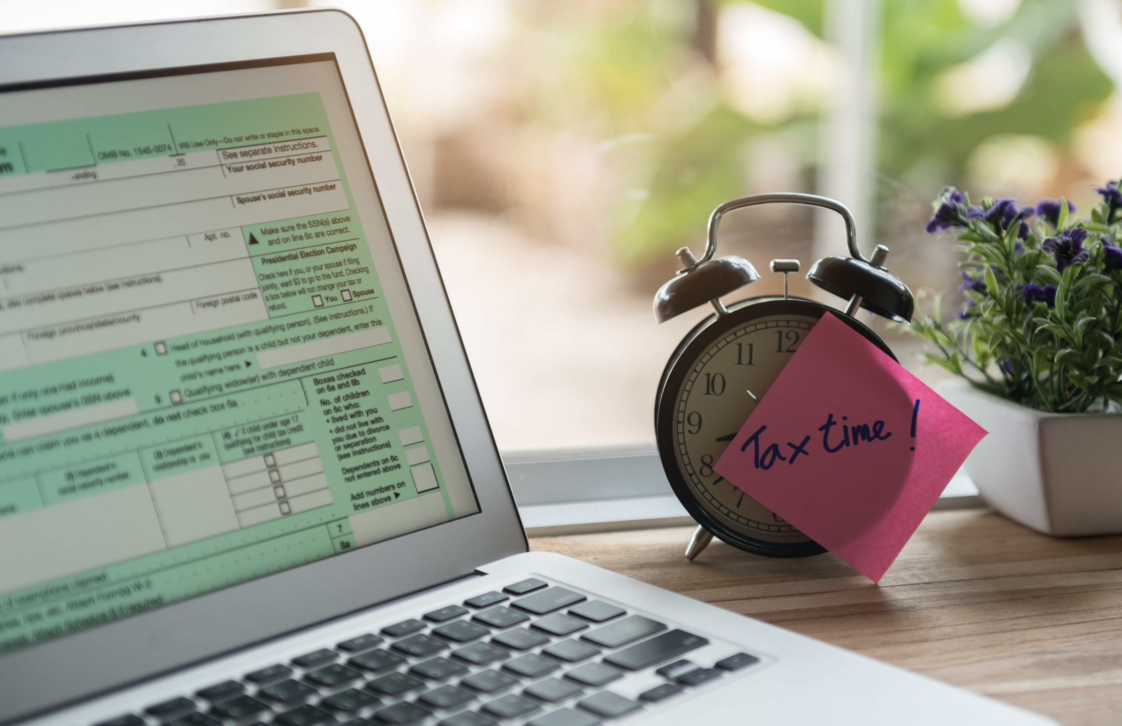 How To Simplify Your Taxes For Good | Frontier Internet